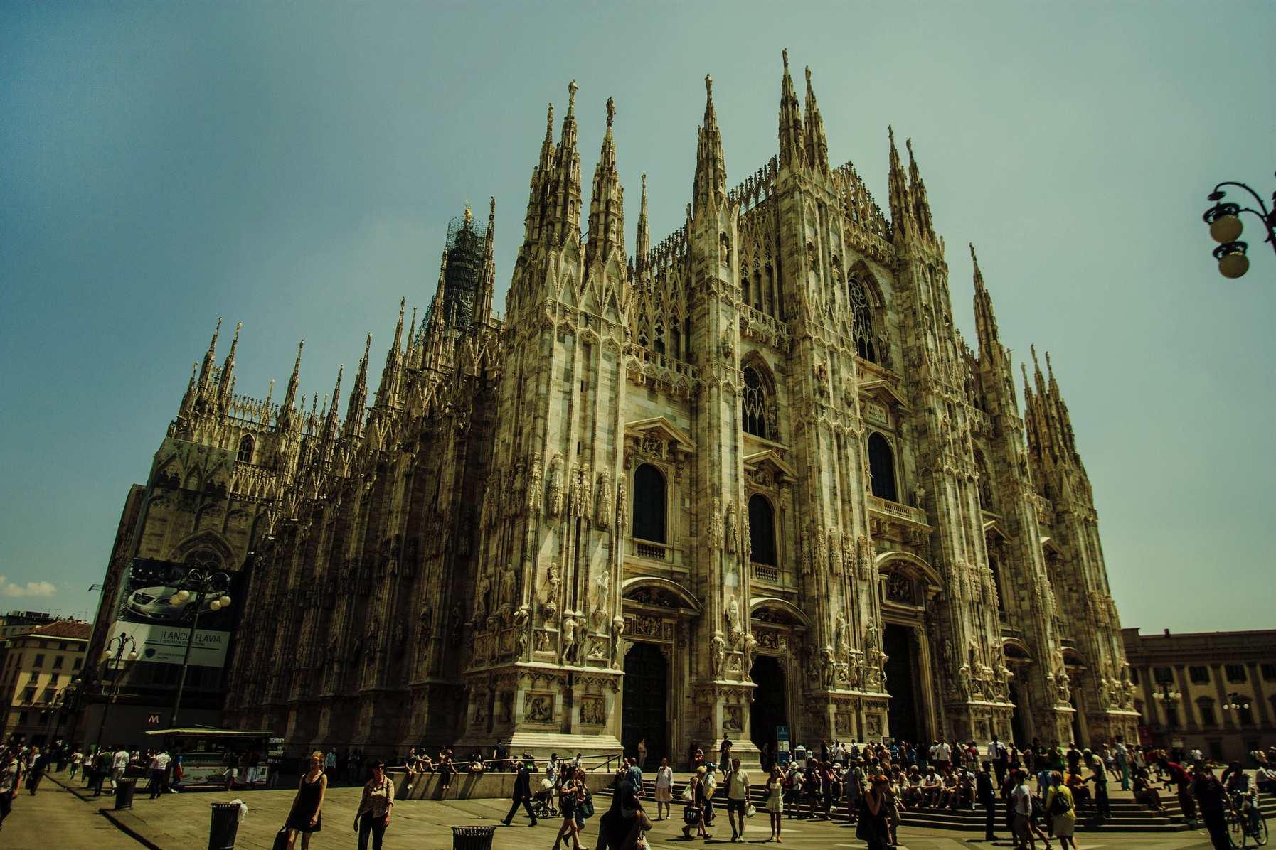 Gente di Milano @ Piazza Duomo