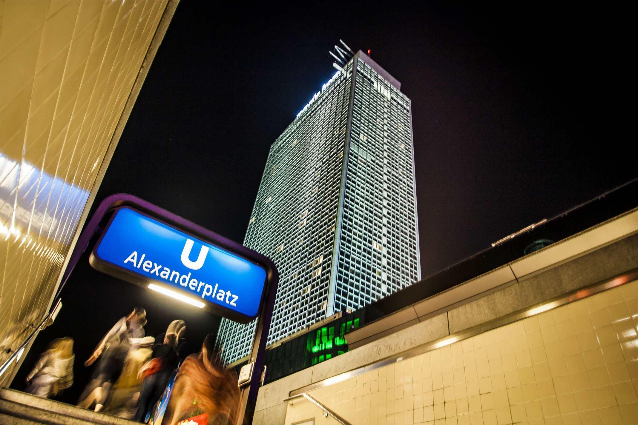 Uscire dalla metro